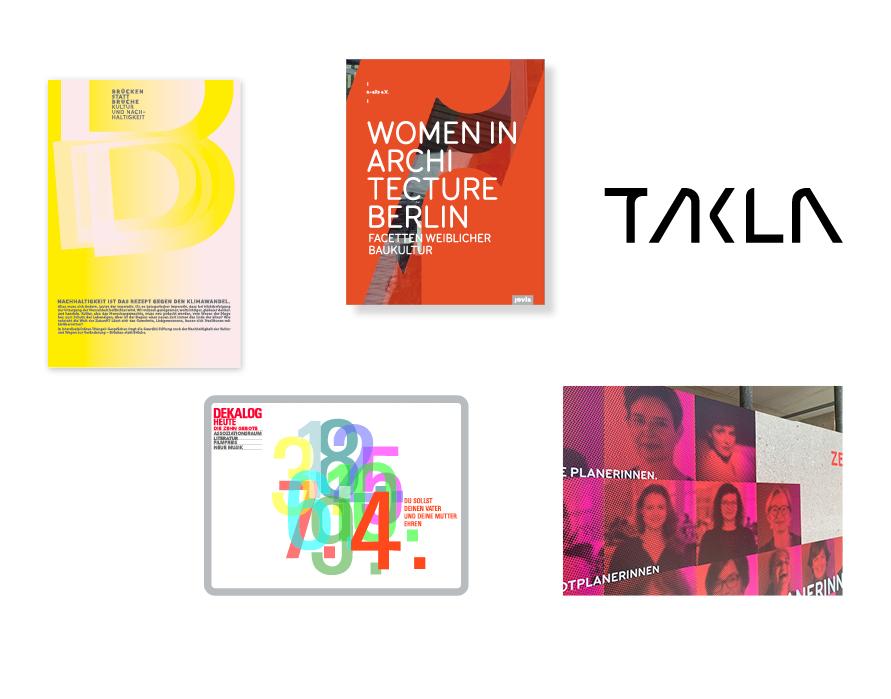 Aktuelle Referenzen von Anja Matzker, Grafikdesign und Komunikationsdesign in Berlin | Corporate Design, Webdesign, Printedesign, Logodesign, Objektdesign uvm.