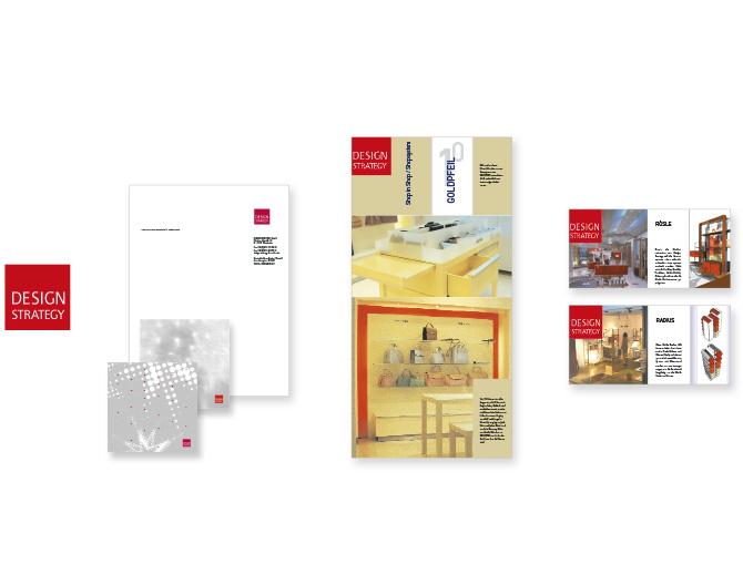 Design Strategy GmbH - Referenz von Anja Matzker, Grafikdesign, Printdesign, Corporate Design und Webdesign in Berlin