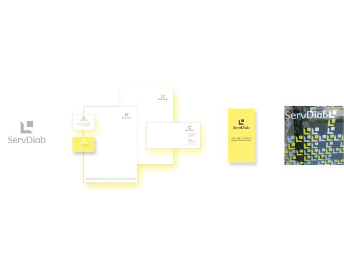 ServDiab - Referenz von Anja Matzker, Grafikdesign, Printdesign, Corporate Design und Webdesign in Berlin