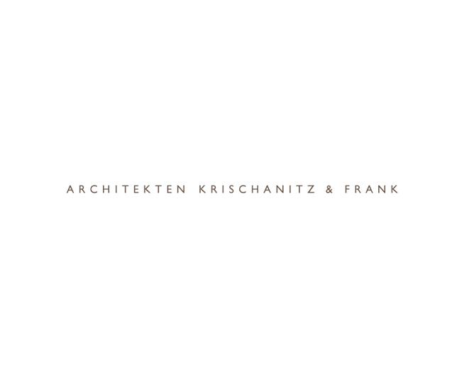 Architekten Krischanitz & Frank - Referenz von Anja Matzker, Grafikdesign, Printdesign, Corporate Design und Webdesign in Berlin