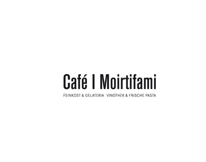 Café I Moirtifami - Referenz von Anja Matzker, Grafikdesign, Printdesign, Corporate Design und Webdesign in Berlin