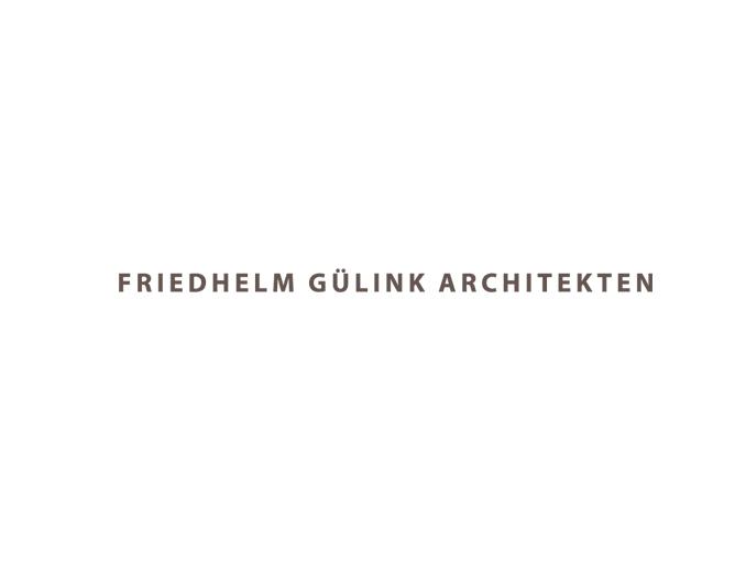 Friedhelm Gülink Architekten - Referenz von Anja Matzker, Grafikdesign, Printdesign, Corporate Design und Webdesign in Berlin
