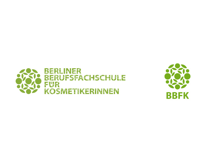 Berliner Berufsfachschule für Kosmetikerinnen GmbH - Referenz von Anja Matzker, Grafikdesign, Printdesign, Corporate Design und Webdesign in Berlin